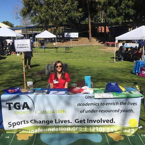 TGA Sports Foundation - Buscaglia